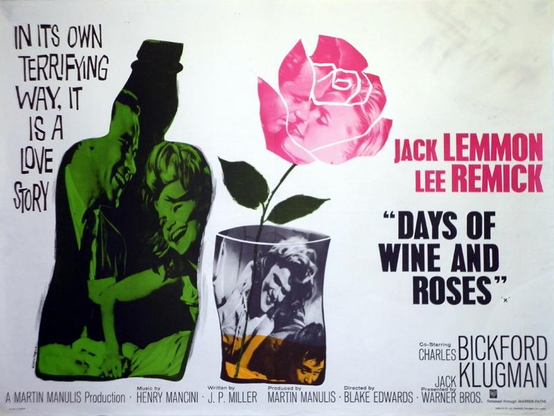 Henry Mancini - Days Of Wine And Roses Lyrics