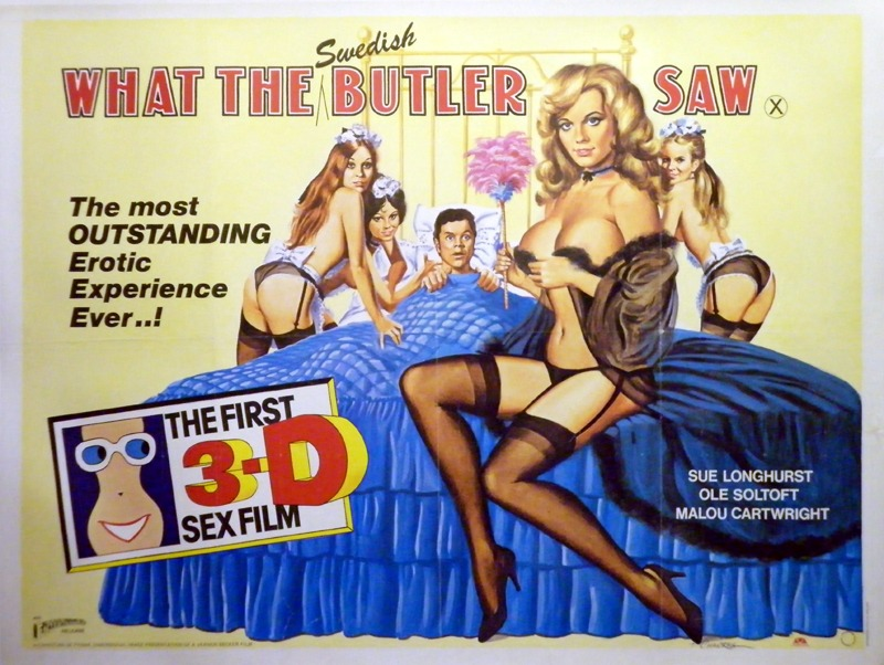what the butler saw mother sex