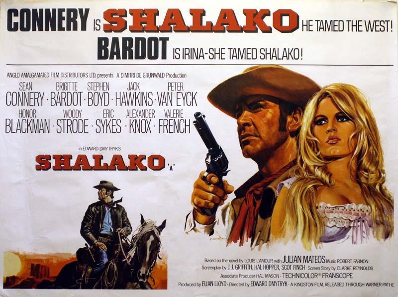 Шалако shalako 1968 - фильмы - кинокопилка