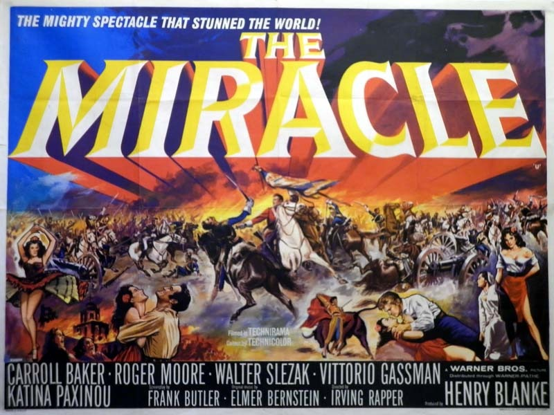 The Miracle (1959) | Watch full movies online. Download free ...